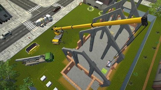 Construction Simulator PRO Para Hileli MOD APK [v2.3] 1