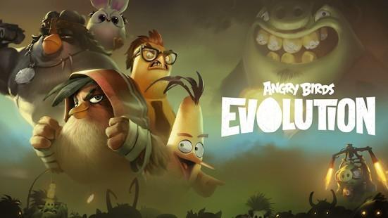 Angry Birds Evolution Ölümsüzlük Hileli MOD APK [v2.9.2] 6