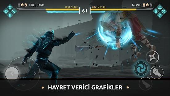 Shadow Fight Arena Mega Hileli MOD APK [v1.1.11] 4