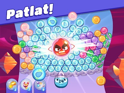 Angry Birds Dream Blast Para Hileli MOD APK [v1.31.3] 1