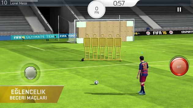 FIFA 16 Futbol Para Hileli MOD APK [v3.3.118003] 4