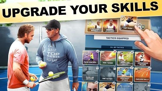 TOP SEED Tennis Para Hileli MOD APK [v2.48.5] 5