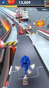 Sonic Dash 2 Para Hileli MOD APK [v2.5.0] 4