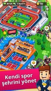 Sports City Tycoon Para Hileli MOD APK [v1.11.0] 6