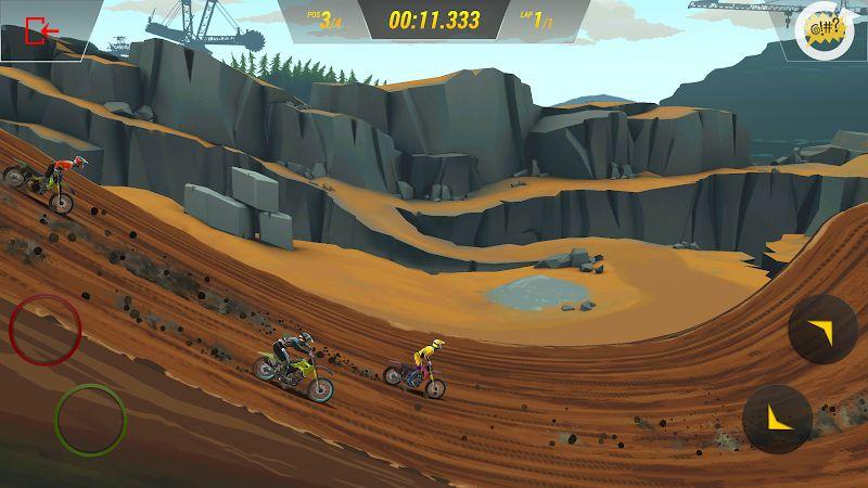Mad Skills Motocross 3 Motosiklet Hileli MOD APK [v0.7.6] 3