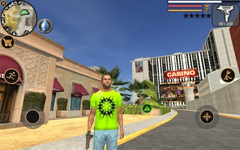 Vegas Crime Simulator 2 Para Hileli MOD APK [v2.7] 2