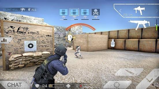 Standoff Multiplayer Mermi Hileli MOD APK [v1.22.1] 2