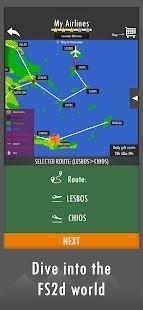 Flight Simulator 2d Para Hileli MOD APK [v1.3.3] 6