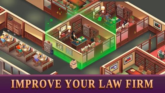 Law Empire Tycoon Para Hileli MOD APK [v1.9.2] 6