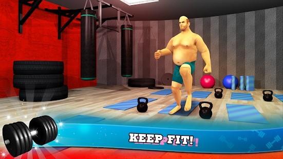 Fitness Salonu Vücut Geliştirme Pompası Para Hileli MOD APK [v6.5] 3