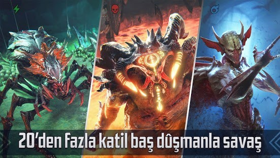 RAID Shadow Legends Savaş Hızı Hileli MOD APK [v4.10.1] 4