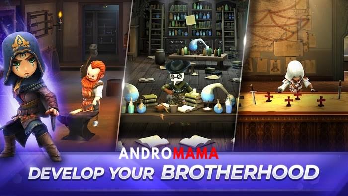 Assassins Creed Rebellion Ölümsüzlük Hileli MOD APK [v3.0.2] 5