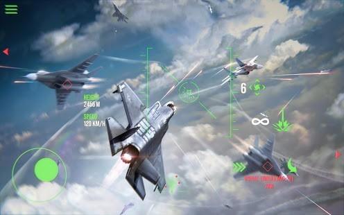 Modern Warplanes Mermi Hileli MOD APK [v1.19.0] 3