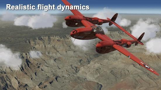 Aerofly FS 2020 Full - Tam Sürüm MOD APK [v20.20.43] 2