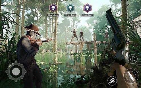 Crossfire - Zombi Hayatta Kalma Nişancı Oyunu Para Hileli MOD APK [v1.1.6] 5