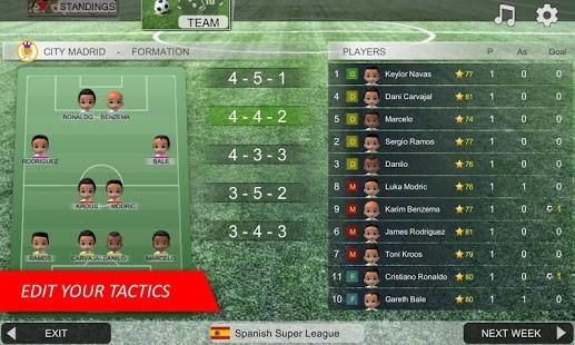 Mobile Soccer League Para Hileli MOD APK [v1.0.27] 3