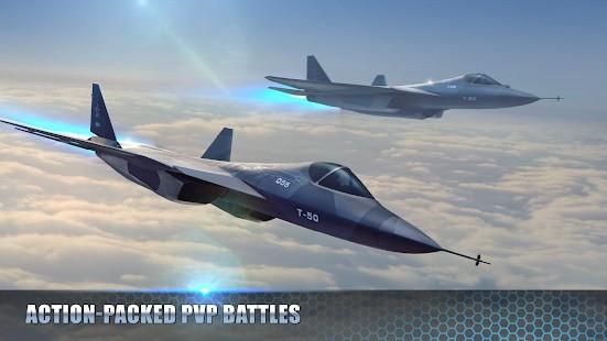 Modern Warplanes Mermi Hileli MOD APK [v1.19.0] 6