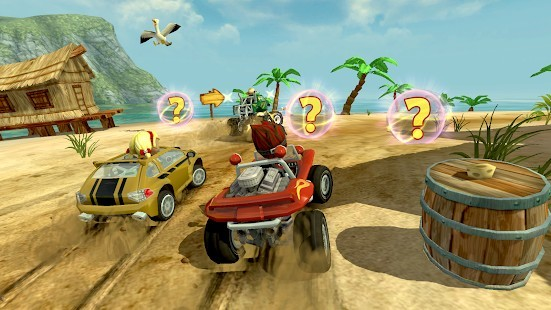 Beach Buggy Racing Para Hileli MOD APK [v1.2.25] 4
