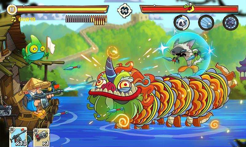 Swamp Attack 2 Elmas Hileli MOD APK [v1.0.13.15] 1