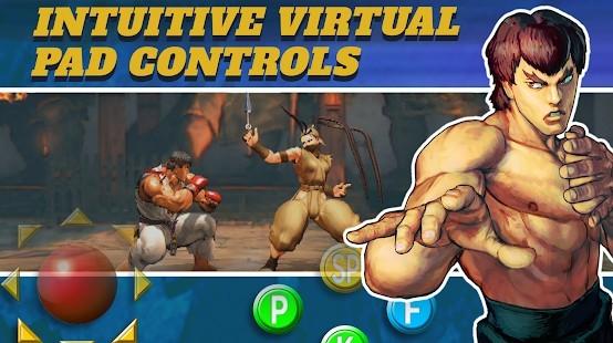 Street Fighter IV Champion Edition Hileli MOD APK [v1.03.03] 1