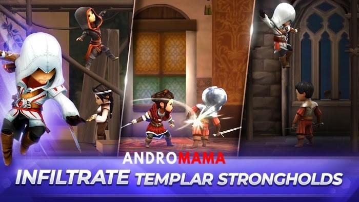 Assassins Creed Rebellion Ölümsüzlük Hileli MOD APK [v3.0.2] 1