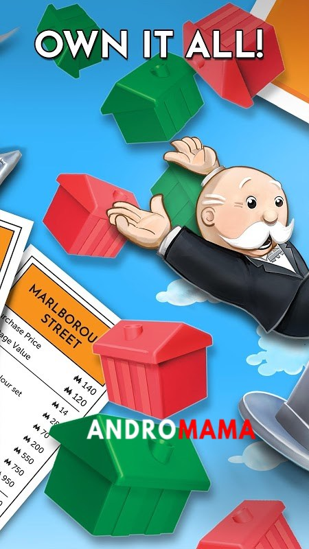 Monopoly Para Hileli MOD APK {v1.5.4] 2