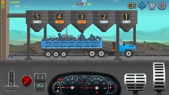 Trucker Real Wheels Simulator Para Hileli MOD APK [v3.6.0] 2