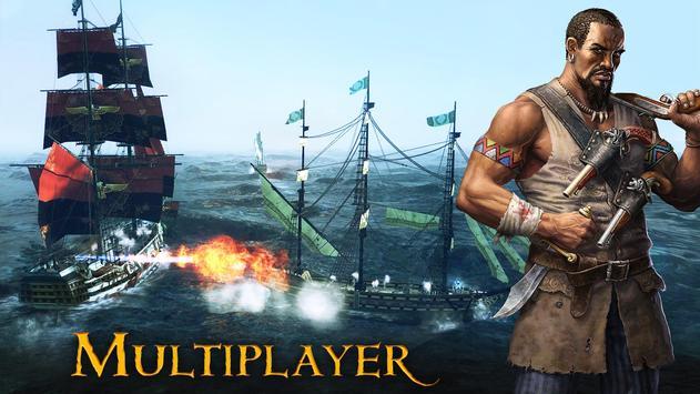 Pirates Flag Caribbean Action Para Hileli MOD APK [v1.6.0] 3