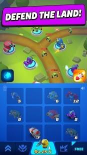 Merge Tower Bots Para Hileli MOD APK [v4.4.5] 6