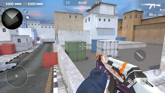 Critical Strike CS Mermi Hileli MOD APK [v10.701] 6