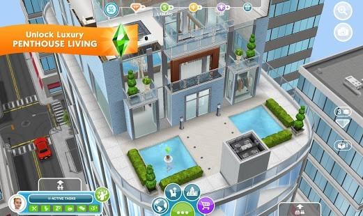 The Sims FreePlay Para Hileli MOD APK [v5.59.0] 6