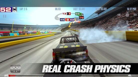 Stock Car Racing Para Hileli MOD APK [v3.5.4] 4