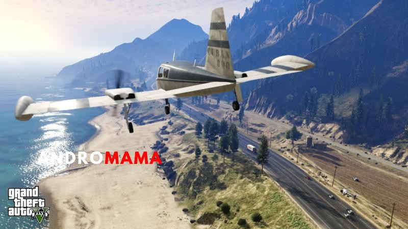 Grand Theft Auto V - GTA 5 MOD APK [v2.00] 2