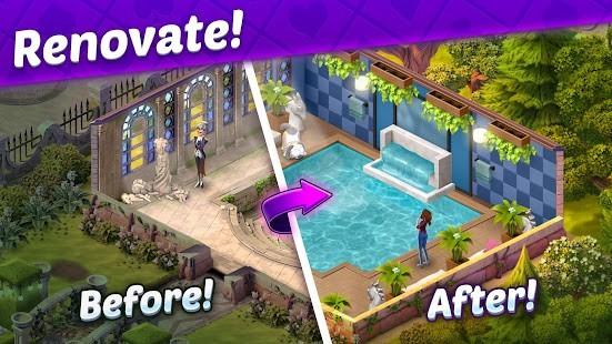 Solitaire Story - Ava's Manor Para Hileli MOD APK [v24.0.0] 5