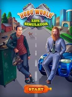 Hobo World - Life Simulator Para Hileli MOD APK [v2.15] 1
