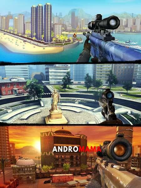 Sniper 3D Assassin Mega Hileli MOD APK [v3.38.5] 2
