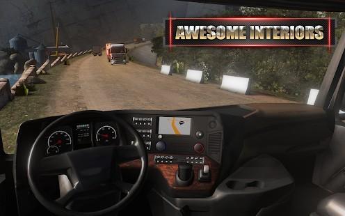 Euro Truck Evolution 2018 Para Hileli MOD APK [v3.1] 3