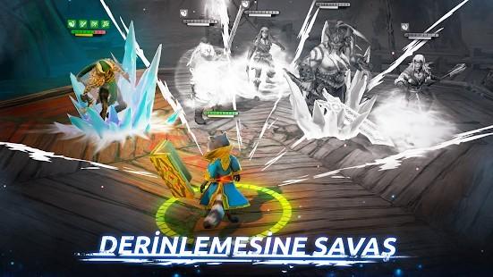 Age of Magic Mega Hileli MOD APK [v1.29.1] 3