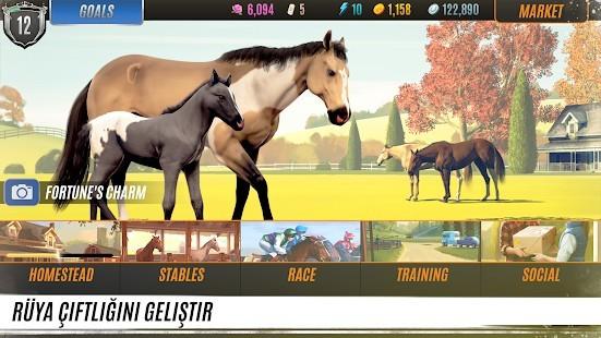 Rival Stars Horse Racing TEK MOD APK [v1.19] 6