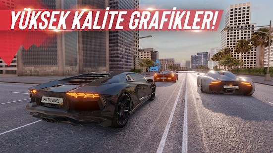 Real Car Parking Master Para Hileli MOD APK [v1.2] 4