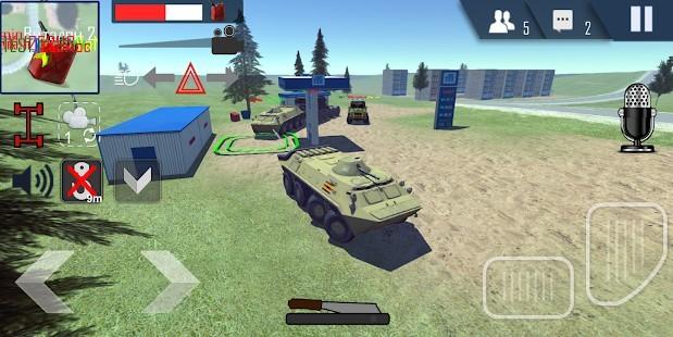 Offroad Simulator Online Ödül Hileli MOD APK [v3.94] 4