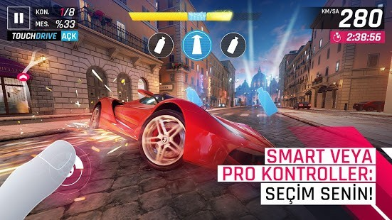 Asphalt 9 Legends MOD Menü Full APK [v2.8.4a] 1