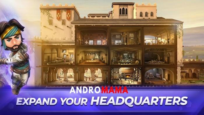 Assassins Creed Rebellion Ölümsüzlük Hileli MOD APK [v3.0.2] 4