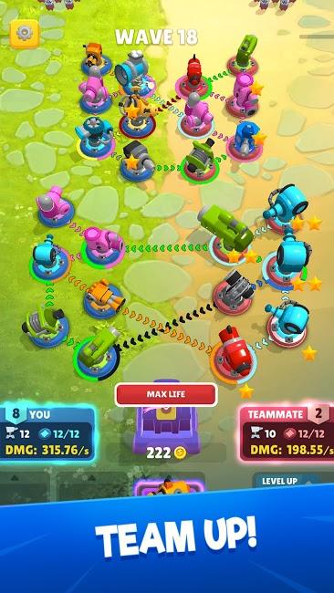 Auto Defense – Epic Real Castle Battler Para Hileli MOD APK [v0.9.9.15] 5