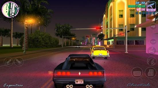 GTA Vice City v1.09 MOD APK (Sınırsız Para) 4