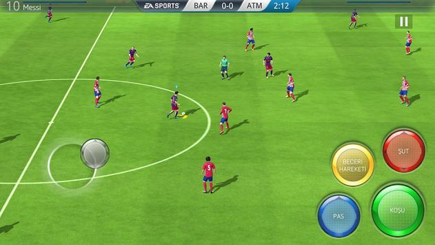 FIFA 16 Futbol Para Hileli MOD APK [v3.3.118003] 2