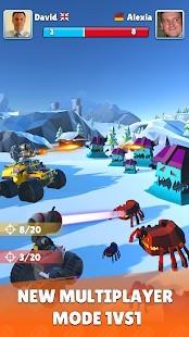 Battle Cars Monster Hunter Para Hileli MOD APK [v2.3] 5