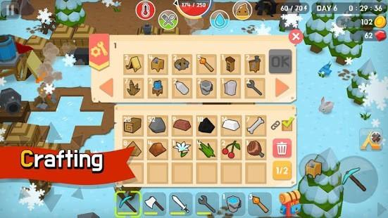 Mine Survival Para Hileli MOD APK [v2.4.2] 5