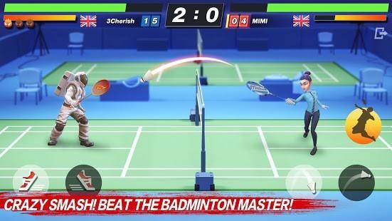 Badminton Blitz Para Hileli MOD APK [v1.1.23.2] 5