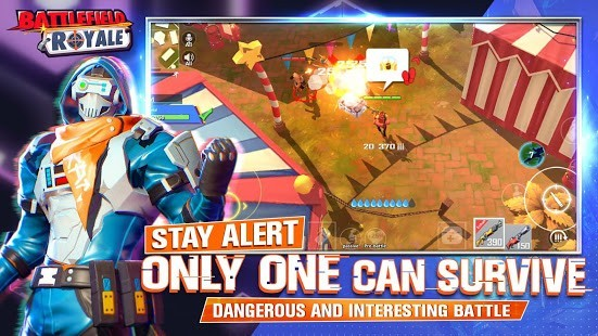 Battlefield Royale Mermi Hileli MOD APK [v0.4.5] 5